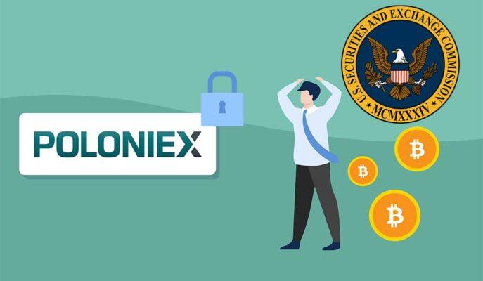Poloniex ile SEC Arasında Kayıtsız Borsanın İşletilmesi Anlaşması Yapıldı