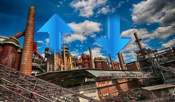 Sanayi Üretim Endeksi Haziran'da Bir Önceki Aya Göre %2,3 Arttı