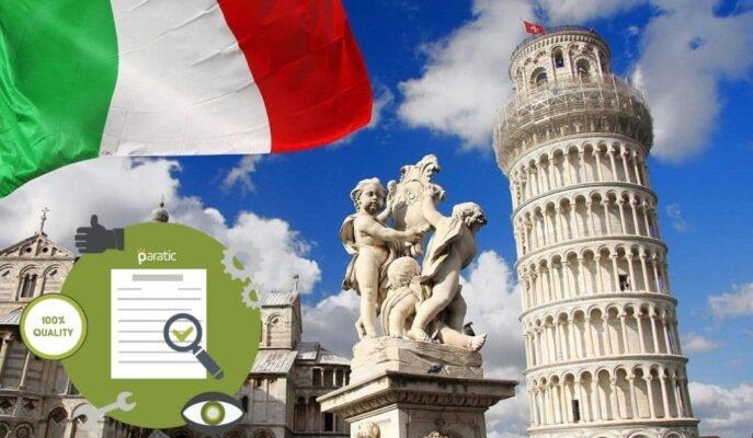 Sanayi Üretimi Zayıflayan İtalya'da Hisse Senedi Piyasaları Sınırlı Pozitif