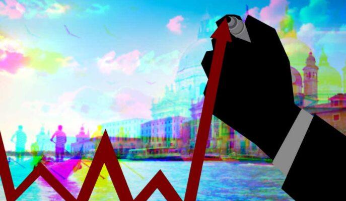 Sert Yükselen İtalyan Borsası 13 Yılın En Güçlü Değerine Ulaştı