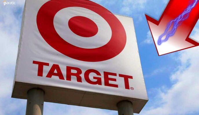 Target Hisseleri Güçlü 2. Çeyrek Kazancına Rağmen Düşüyor