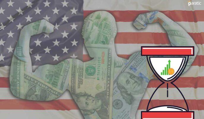 Temmuz Enflasyonunu Bekleyen Dolar Endeksi 4 Ayın Yükseğinde