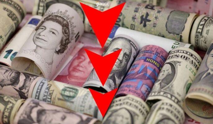 Türk Lirası Faiz Kararıyla Dolar, Euro ve Sterlin Karşısında %1 Yükseldi