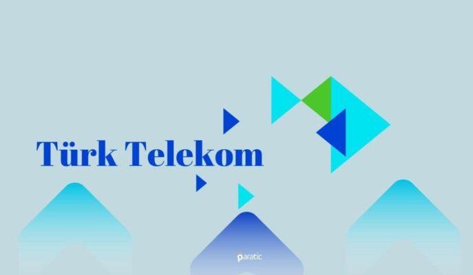 Türk Telekom Hisseleri 2,63 Milyar TL'lik Net Kardan Sınırlı Destek Buldu