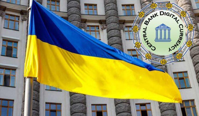 Ukrayna'da Bakanlık Çalışanlarına Maaşlar Dijital Para ile Ödenebilir