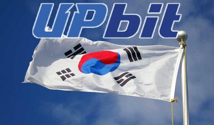Upbit, Güney Kore'de Düzenleyiciye Kaydolan İlk Kripto Para Borsası Oldu