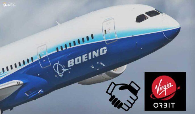 Virgin Orbit'le Yükselen Boeing Hisseleri Dow Jones'un Yıldızları Arasında
