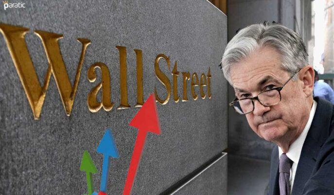 Wall Street Temmuz'un Beklenti Altı Çekirdek TÜFE'si ile Rekor Kırdı