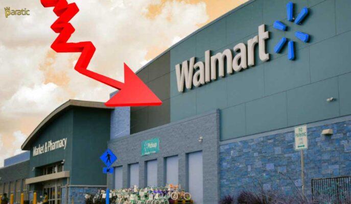 Walmart Hisseleri Pozitif Yıl Görünümüne Rağmen Açılış Öncesinde Düştü