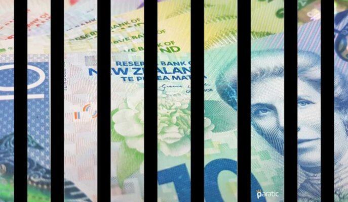 Yeni Zelanda Doları 3 Günlük Karantina Kararıyla Sert Düştü