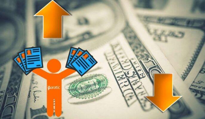 Dolar Endeksi 351 Bin Gelen ABD İşsizlik Maaş Başvurularıyla Geriledi