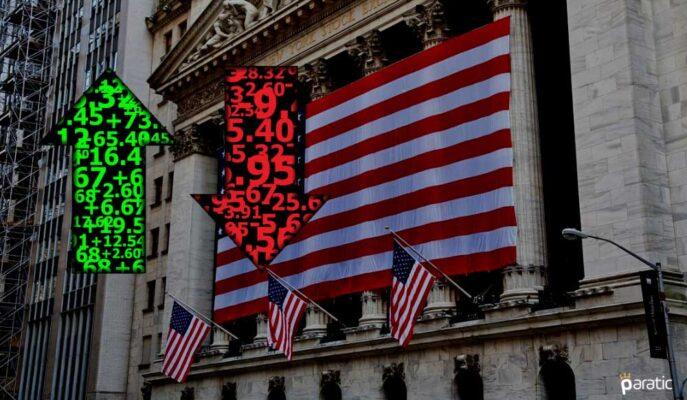 ABD Borsaları Yüksek Açılışın Ardından Negatife Döndü