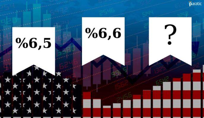 ABD Ekonomisi Son Okumaya Göre 2Ç21'de %6,7 Büyüdü