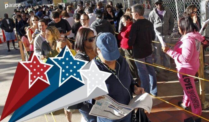 ABD İşsizlik Maaşı Başvuruları Eylül'ün İlk Haftası 310 Bine Geriledi