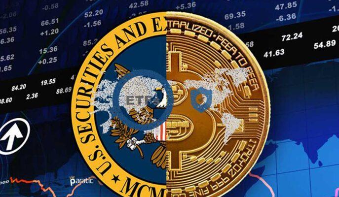 ABD'li Kripto Para Şirketleri SEC'e Bitcoin ETF Taleplerini Gönderdi