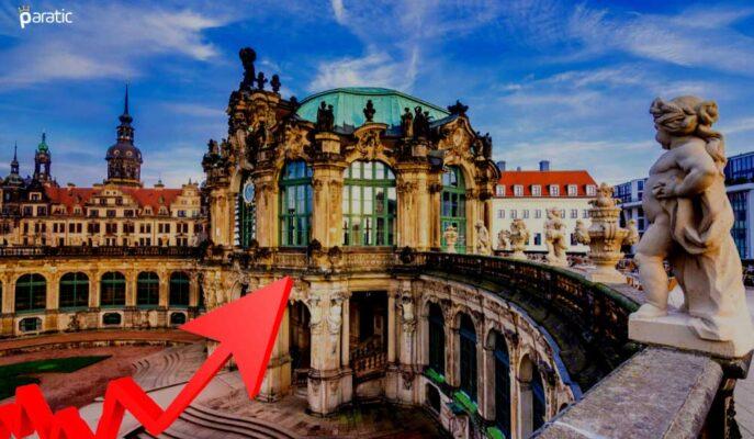 Alman DAX Endeksi Avrupa Merkez Bankası Desteğiyle Pozitif