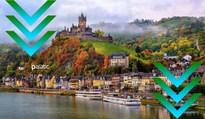 Almanya Flaş Kompozit PMI Eylül'de 7 Ayın En Düşüğünde Geldi