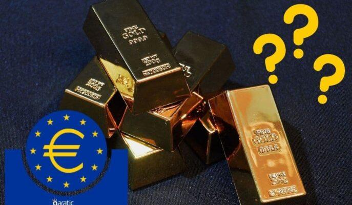 Altın Fiyatları AMB Öncesi 2 Haftanın En Düşüğünde Seyrediyor