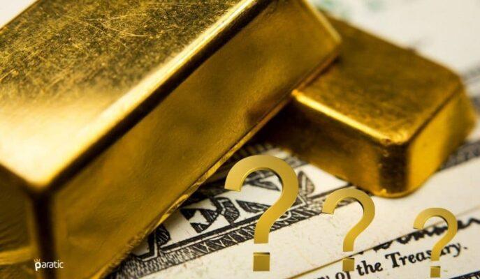 Altın FED Kararını Beklerken 1778 Dolardan Fiyatlanıyor