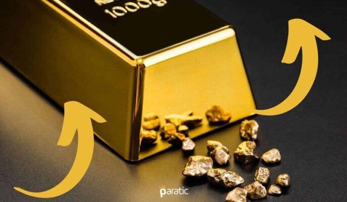 Altın Fiyatları Tahminlere Paralel Gelen ABD TÜFE'si Sonrası Yükseldi
