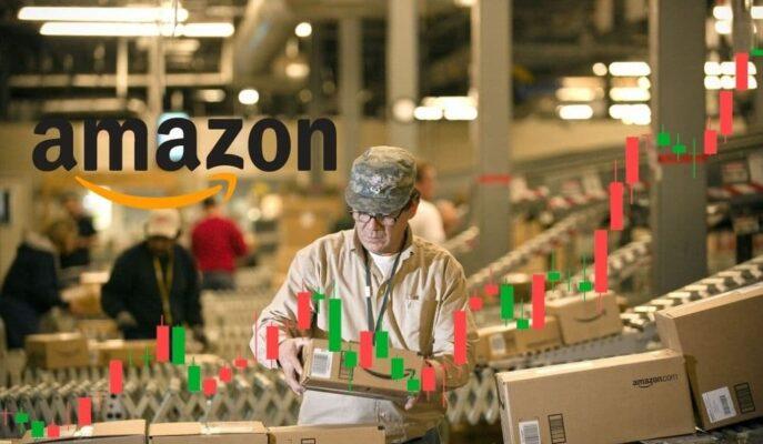 55 Bin İşe Alım Planlayan Amazon Hisseleri Açılış Öncesi Yükseldi