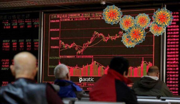 Asya Borsa Endeksleri Artan Virüs Vakalarıyla Baskı Altında