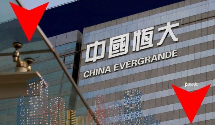 Asya Hisse Senedi Piyasalarında Evergrande Krizinin Etkisi Sürüyor