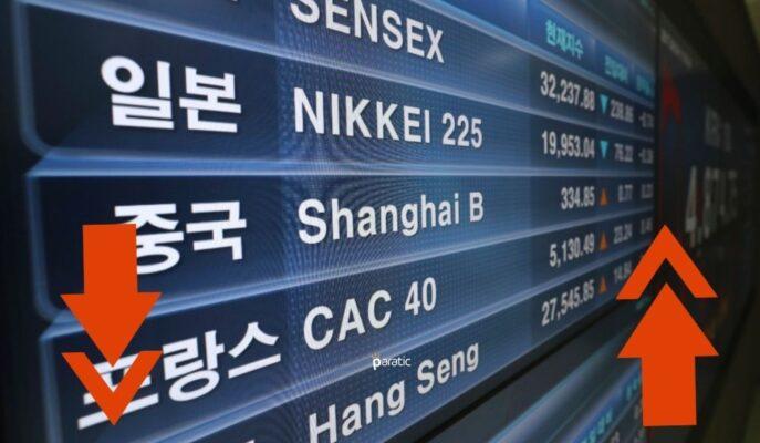 Asya Pasifik Piyasaları Eylül Ayının İlk Günü Karışık Seyretti