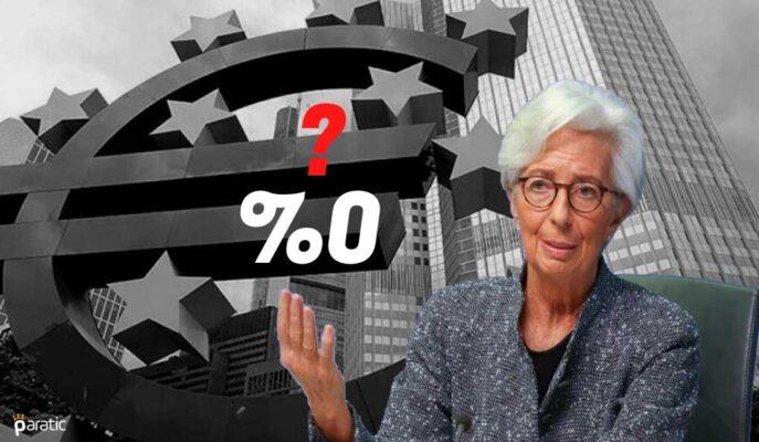 Avrupa Merkez Bankası Şaşırtmadı! Faizi %0'da Bıraktı