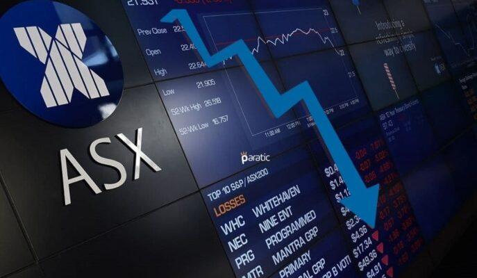 Avustralya'da Artan Vakalar Hisse Senedi Piyasalarına Düşüş Getirdi