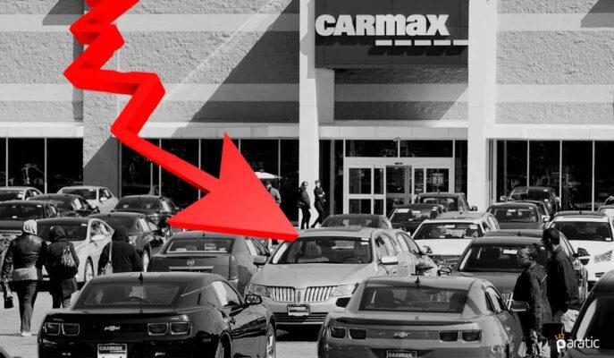 Beklenti Altı Kazançla Düşen CarMax Hisseleri S&P 500'ün En Kötüsü Oldu