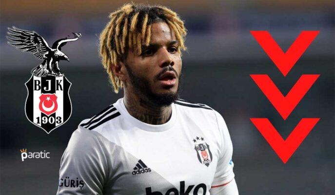Beşiktaş, Valentin Rosier'in Bonservisini Alırken Hisseleri Düşüyor