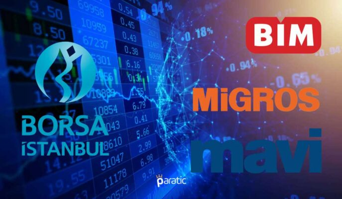 BIST Ticaret Endeksi Perakende Hisselerindeki Düşüşle Geriliyor