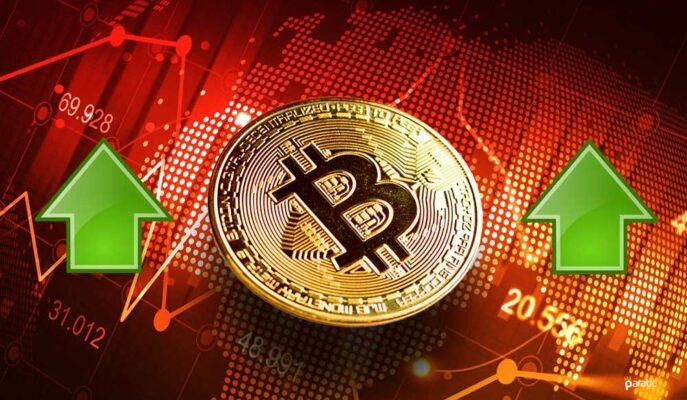 Bitcoin Yukarı Yönlü Kırılarak 43 Bin Doların Üzerine Yükseldi