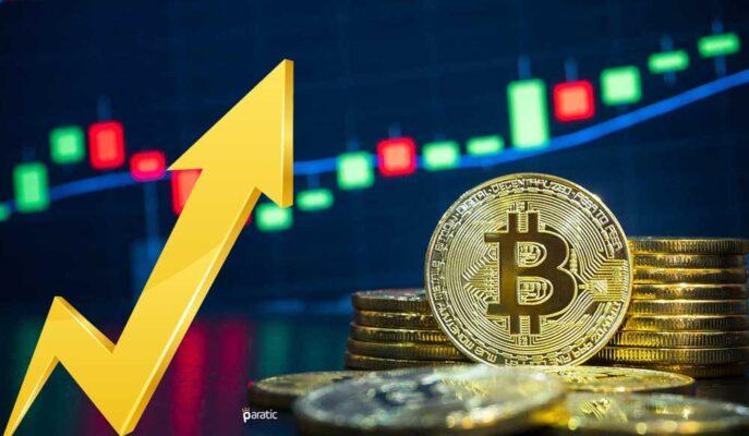 Bitcoin Olumlu Gelişmeler ile 44 Bin Dolar Seviyesine Çıktı