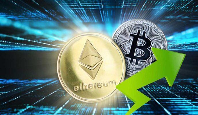 Bitcoin 46 Bin Dolarda Yatay Seyrederken Ethereum Yükseldi