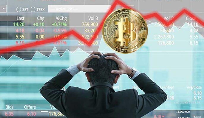 Bitcoin 51 Bin Dolara Düştü ve Piyasada 200 Milyon Dolar Uzun Pozisyon Tasfiye Edildi