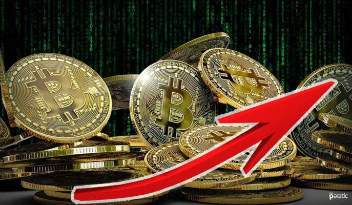 Bitcoin 52 Bin Doların Üzerinde Kazançlarını Artırıyor