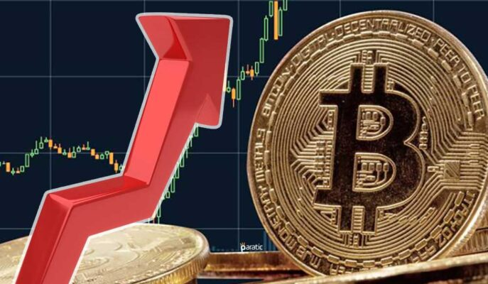 Bitcoin 52 Bin Dolara Yaklaşarak Yükselişini Hızlandırdı