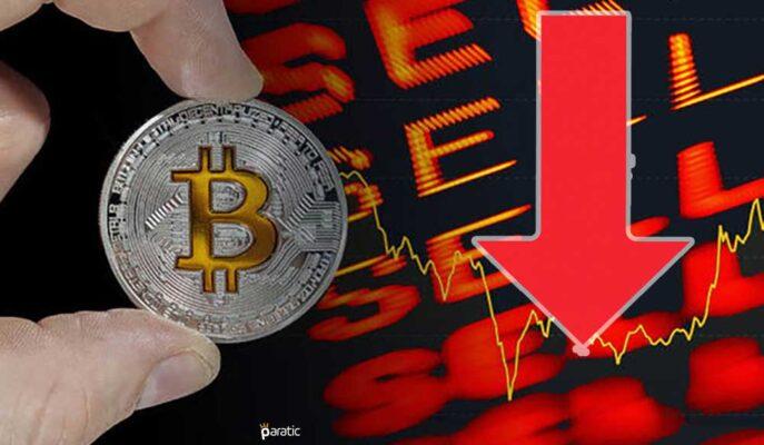 Bitcoin Düşüşünü 43 Bin Dolar Seviyesine Kadar Uzattı
