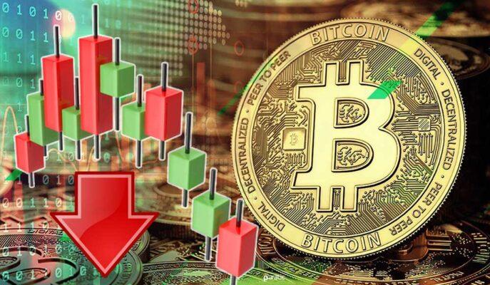 Bitcoin Haftaya 45 Bin Doların Altında Başladı