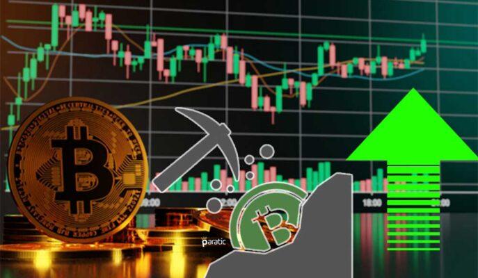 Bitcoin Hash Oranı Çin'in Yaptırım Öncesi Seviyelere Yaklaşıyor