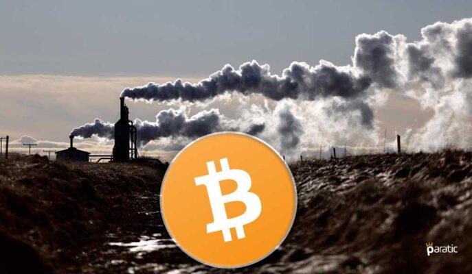 Bitcoin Madenciliğinin Gelecekteki Karbon Emisyonu ve Enerji Tüketimi Tahmin Edildi
