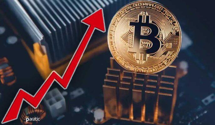 Bitcoin Madencilik Zorluğundaki Artış Temmuz'dan Bu Yana Sürüyor