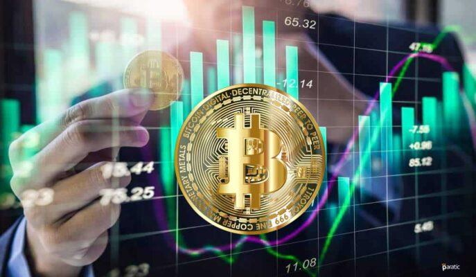 Bitcoin'in Piyasa Değeri 900 Milyar Doların Üzerine Çıktı