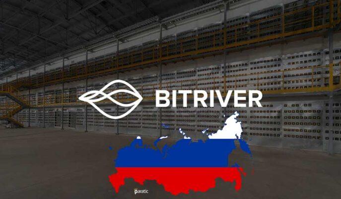 BitRiver, Rusya'nın Kripto Para Baskısından Etkilenmeyi Beklemiyor