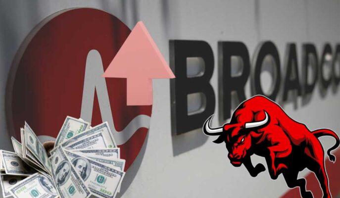 Broadcom Hisseleri Rekora Yakın Artıda Fiyatlanıyor