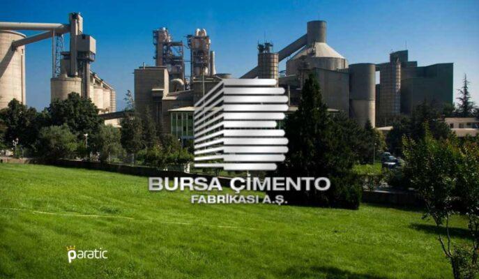 Bursa Çimento'dan ÇED Açıklaması Gelirken Hisseleri Düşüyor