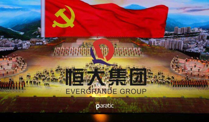 Çin Komünist Partisi Evergrande'nin Kontrolünü Ele Geçirebilir