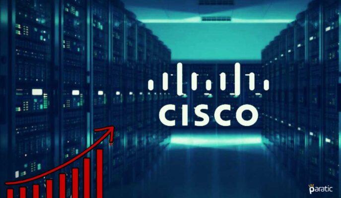 Cisco Hisseleri İyimser Wall Street Yorumlarıyla Yükseldi